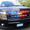 Whelen Ion Front Grille Chevy Tahoe